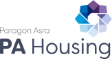 Paragon Asra - PA Housing logo